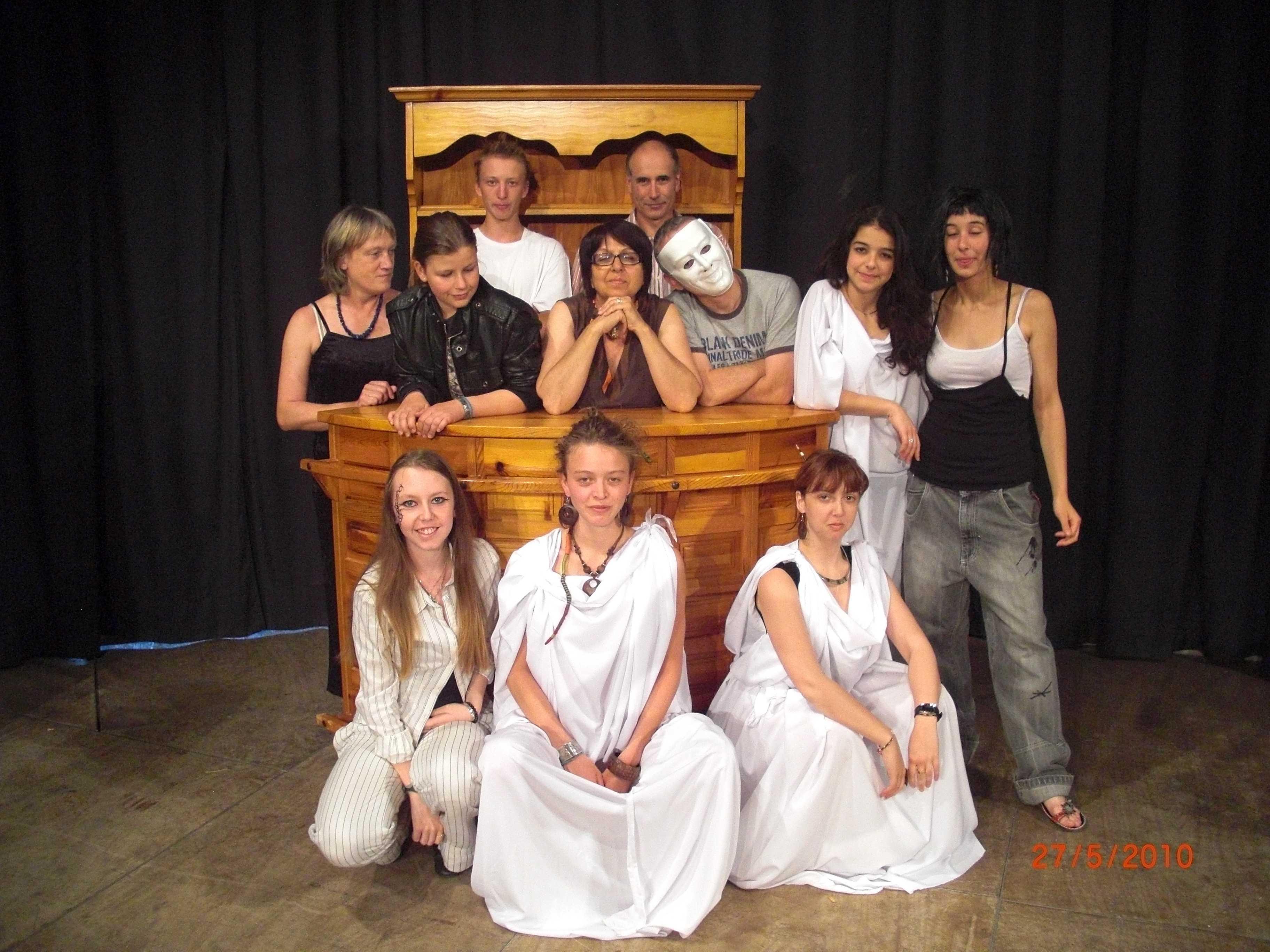 """Les Gueux dans """"Bistrot d'Enfer"""" en 2010 1"""