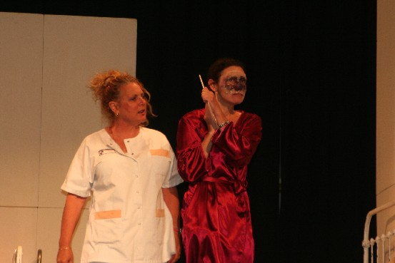 """""""Mardi, c'est théâtre"""" dans """"Hauts les masques"""" (JAV 2012) 8"""