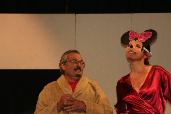 """""""Mardi, c'est théâtre"""" dans """"Hauts les masques"""" (JAV 2012) 12"""