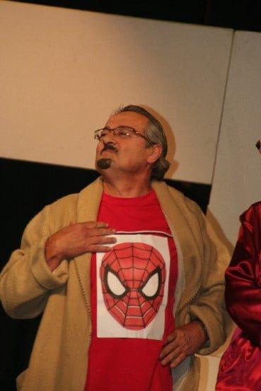 """""""Mardi, c'est théâtre"""" dans """"Hauts les masques"""" (JAV 2012) 13"""