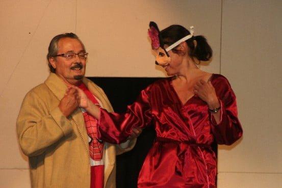 """""""Mardi, c'est théâtre"""" dans """"Hauts les masques"""" (JAV 2012) 14"""