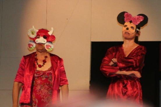 """""""Mardi, c'est théâtre"""" dans """"Hauts les masques"""" (JAV 2012) 18"""