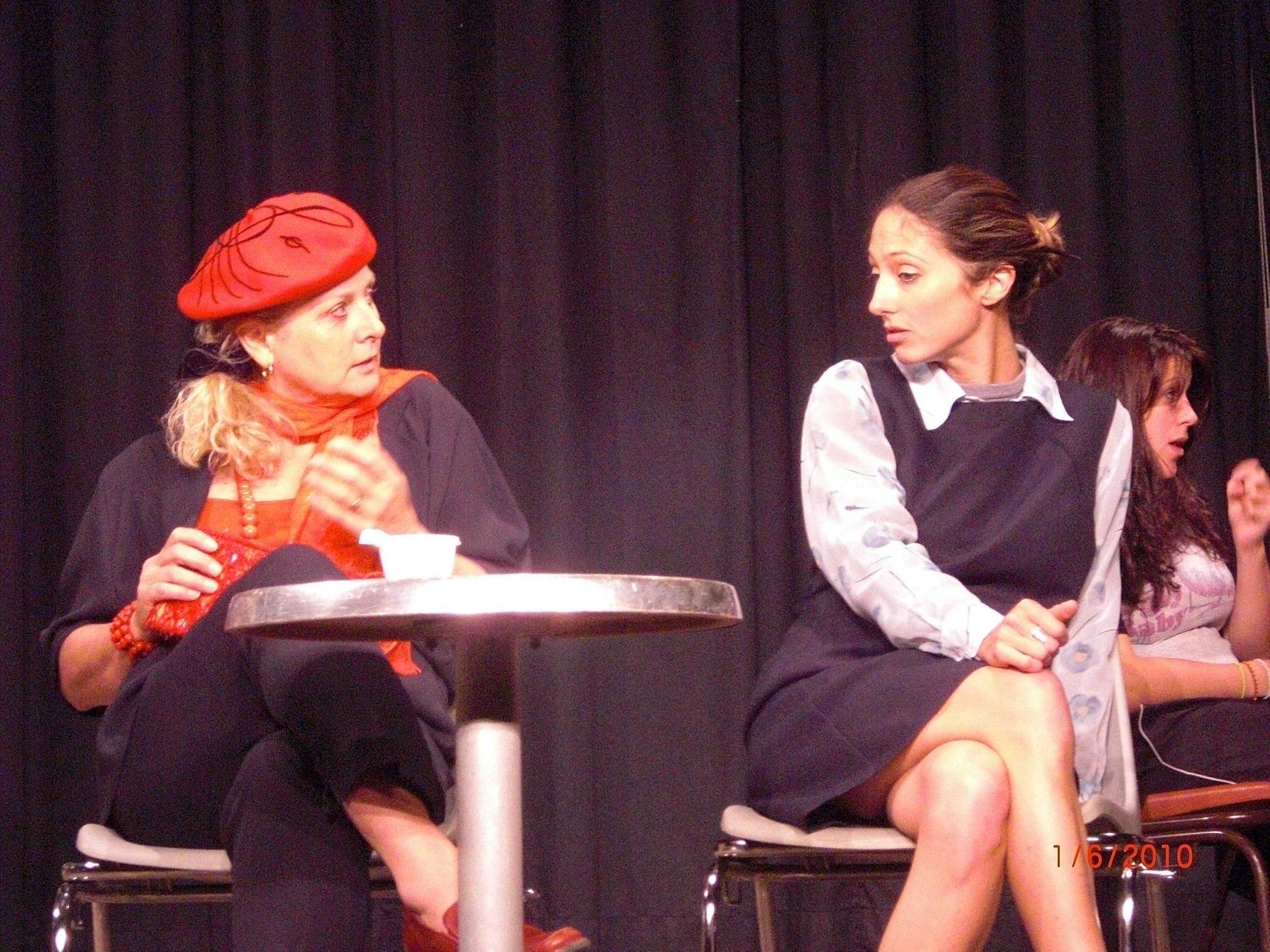 """""""Mardi, c'est théâtre"""" dans """"Diablogues"""" (Juin 2010) 13"""