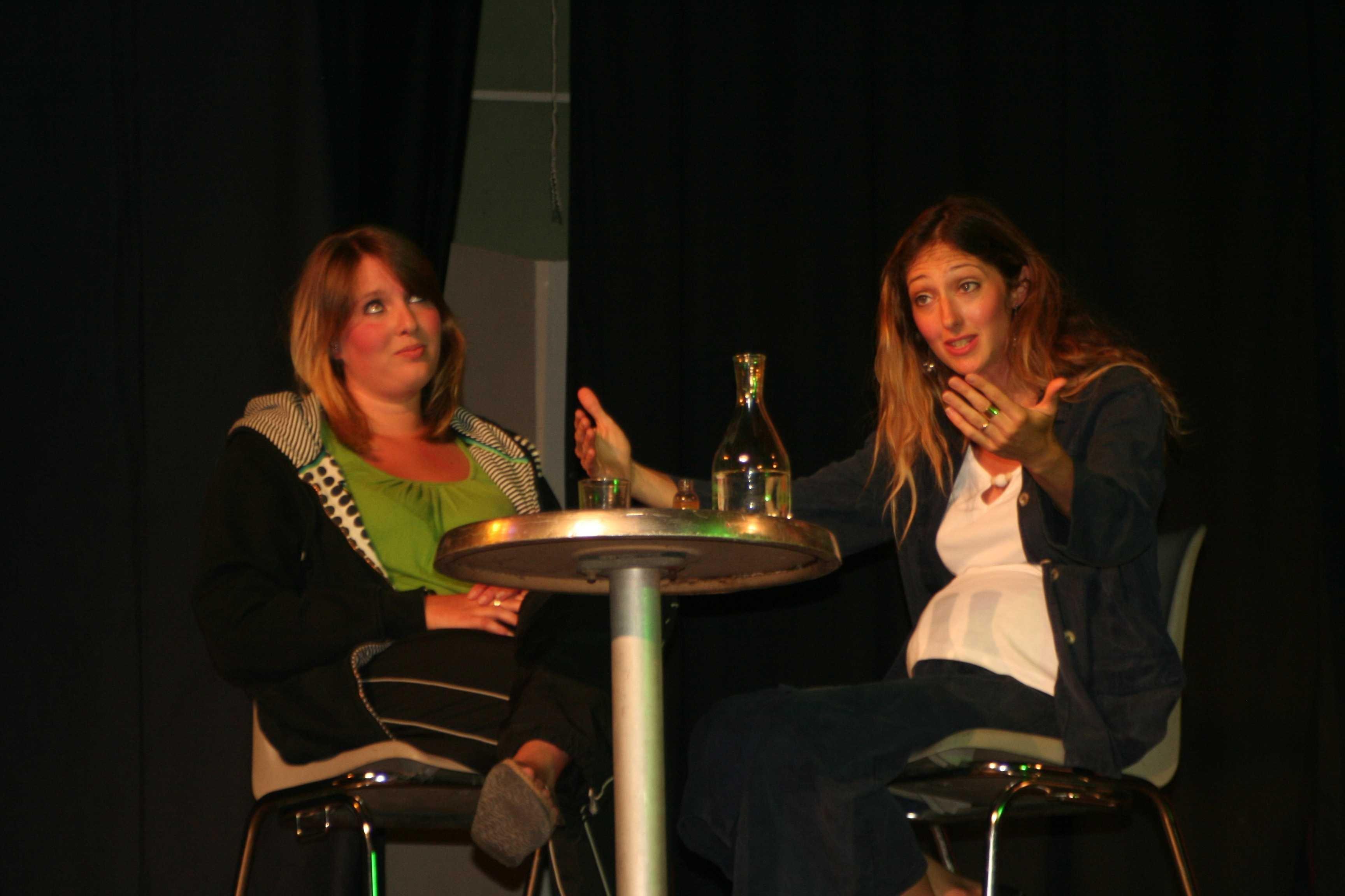 """""""Mardi, c'est théâtre"""" dans """"Diablogues"""" (Juin 2010) 25"""