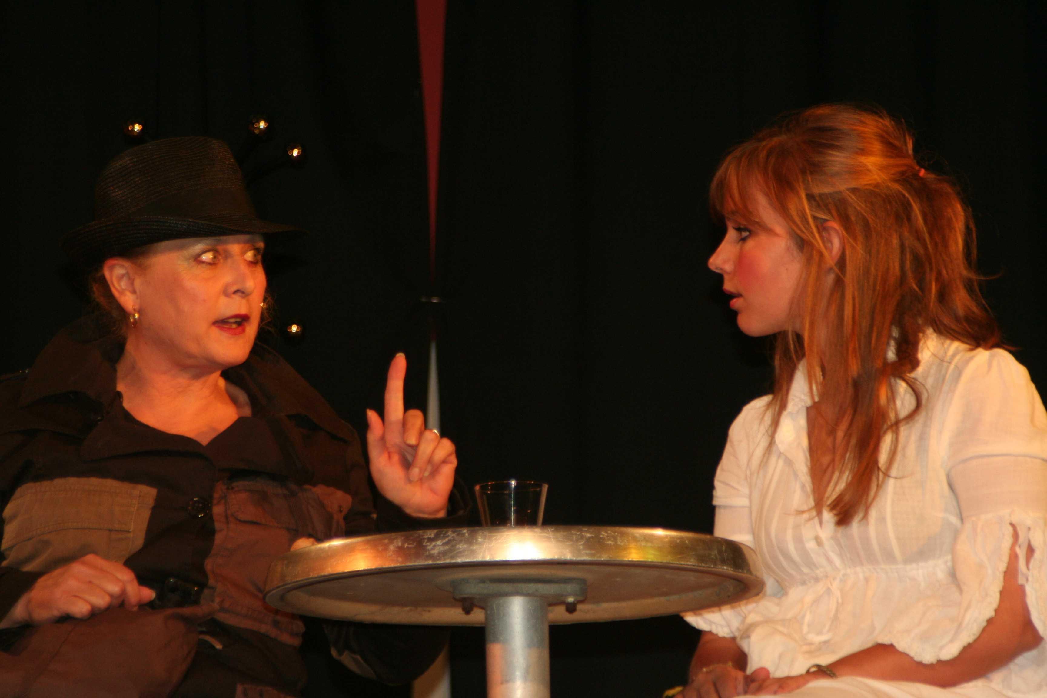 """""""Mardi, c'est théâtre"""" dans """"Diablogues"""" (Juin 2010) 19"""