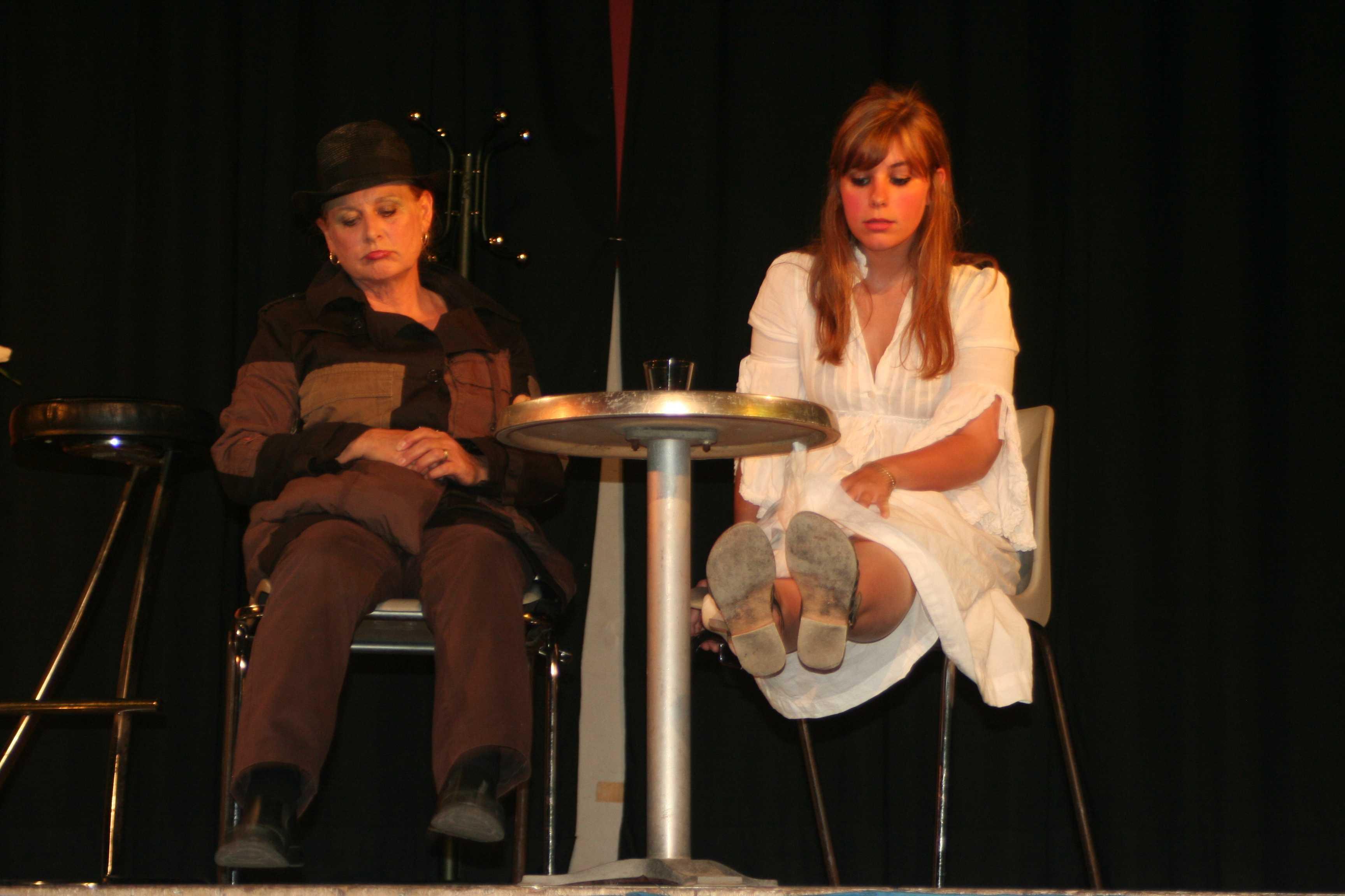 """""""Mardi, c'est théâtre"""" dans """"Diablogues"""" (Juin 2010) 18"""