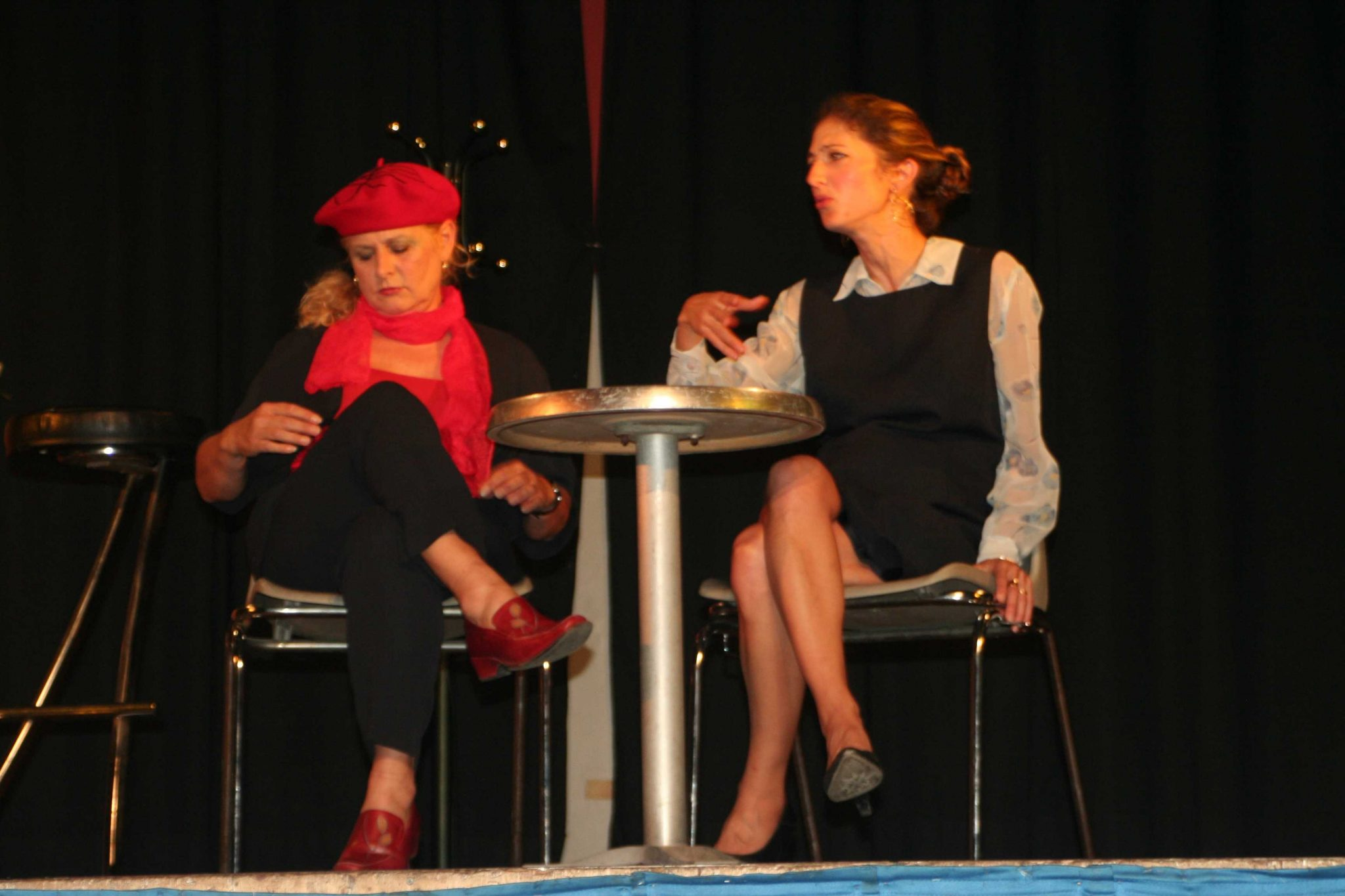 """""""Mardi, c'est théâtre"""" dans """"Diablogues"""" (Juin 2010) 8"""