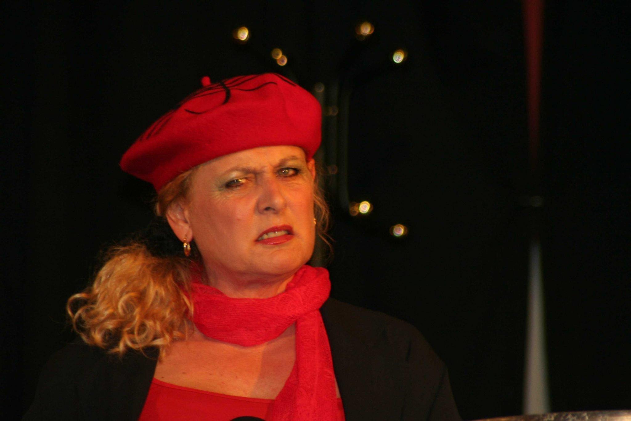 """""""Mardi, c'est théâtre"""" dans """"Diablogues"""" (Juin 2010) 7"""