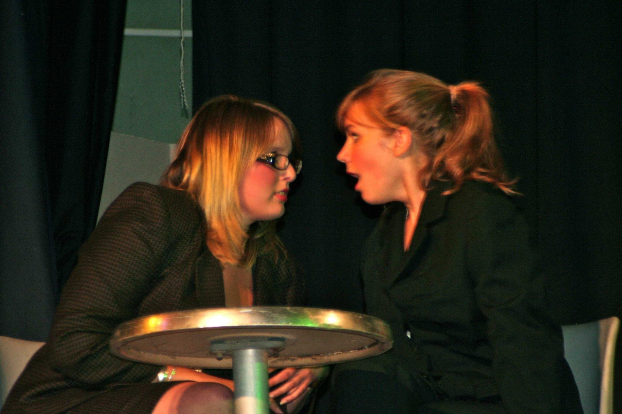 """""""Mardi, c'est théâtre"""" dans """"Diablogues"""" (Juin 2010) 3"""
