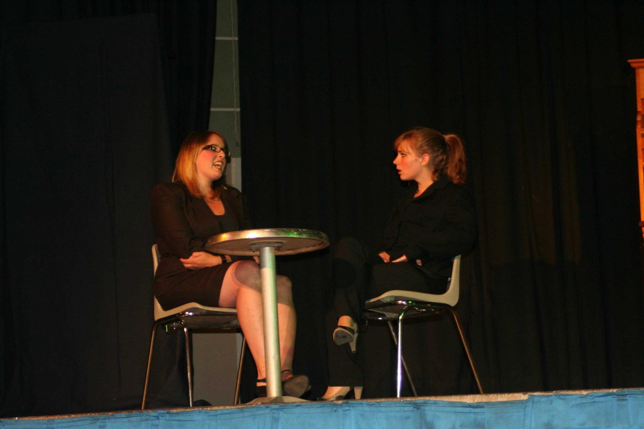 """""""Mardi, c'est théâtre"""" dans """"Diablogues"""" (Juin 2010) 4"""