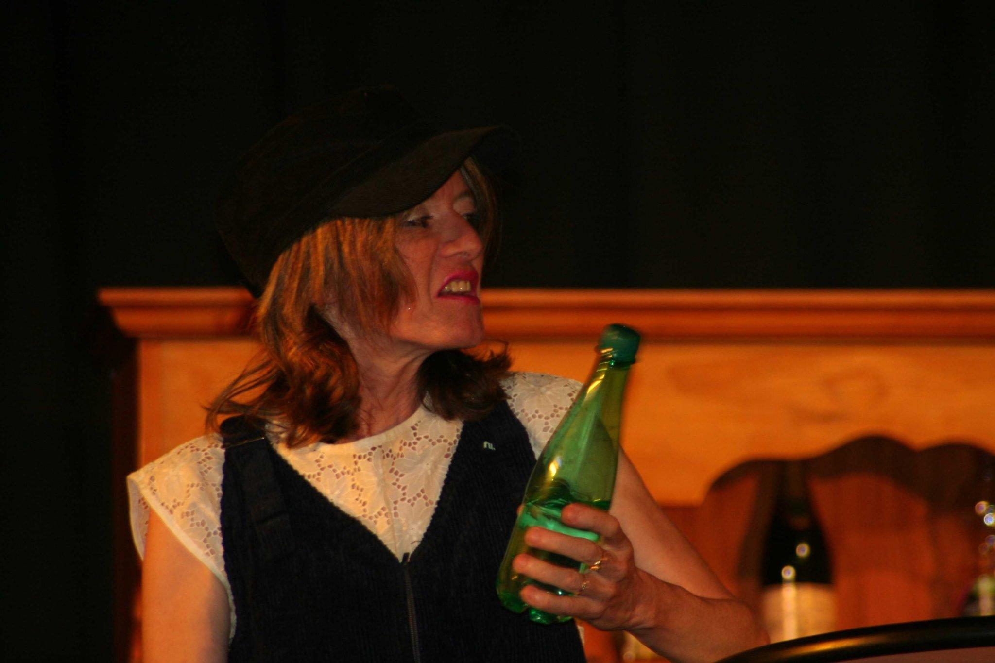 """""""Mardi, c'est théâtre"""" dans """"Diablogues"""" (Juin 2010) 2"""