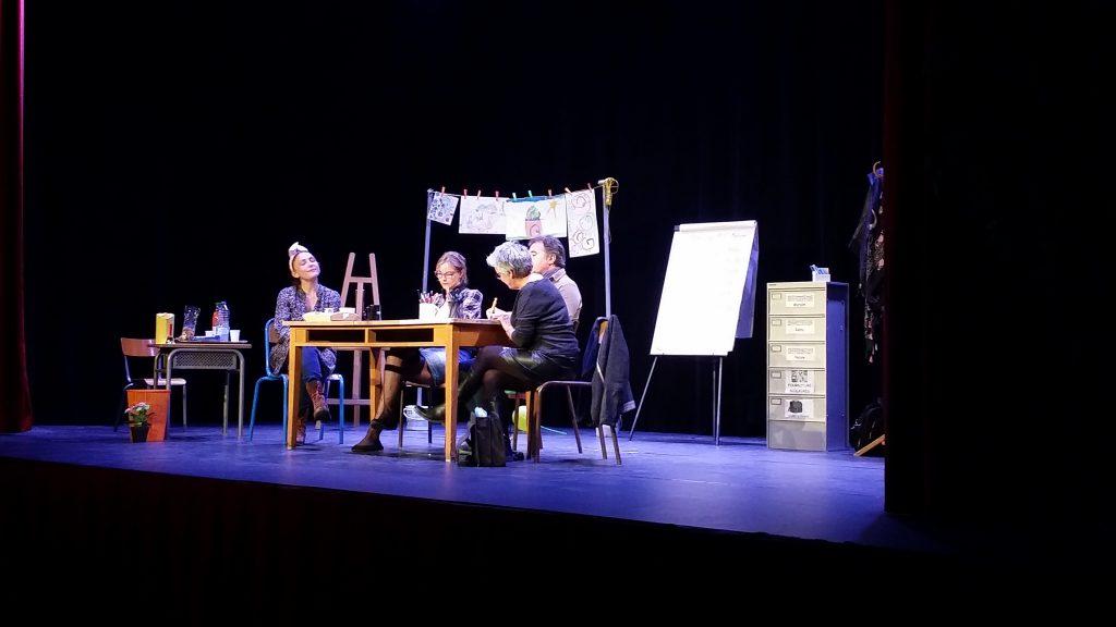 Les Gueux en tournée mondiale à Sainte Marguerite Lafigère le 22 juillet 2017 1