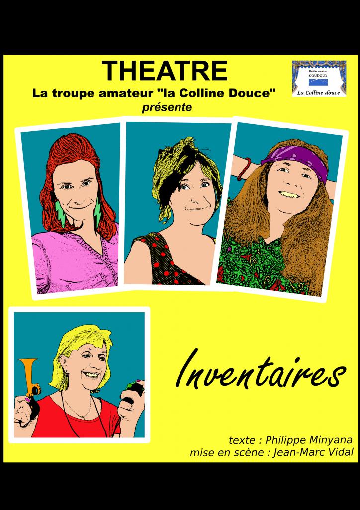 """Les """"Inventaires"""" de la Colline Douce 1"""