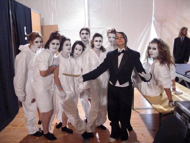 """Les Gueux de la Rampe dans """"Orchestral"""" Mai 2009 11"""
