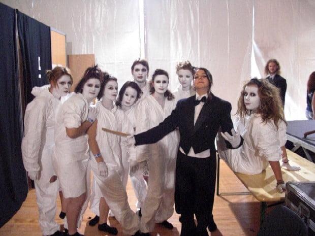 """Les Gueux de la Rampe dans """"Orchestral"""" Mai 2009 12"""