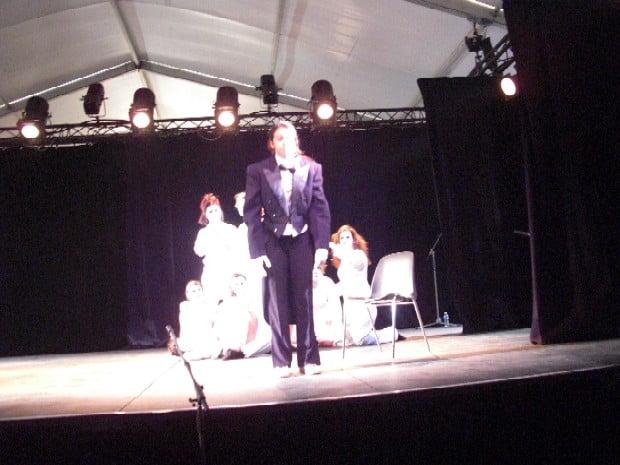 """Les Gueux de la Rampe dans """"Orchestral"""" Mai 2009 4"""