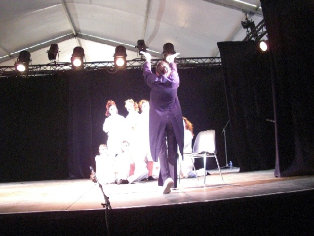 """Les Gueux de la Rampe dans """"Orchestral"""" Mai 2009 5"""