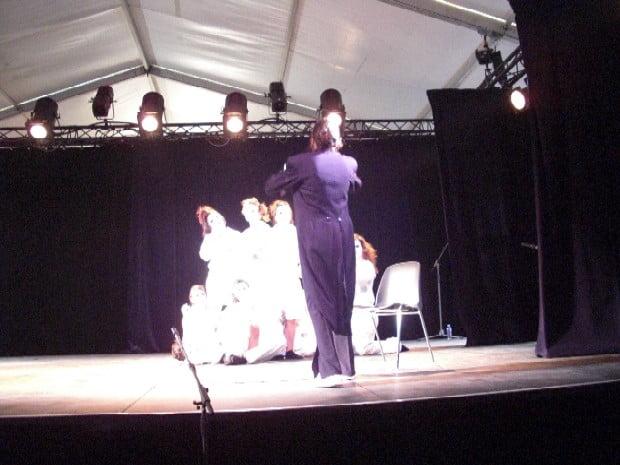 """Les Gueux de la Rampe dans """"Orchestral"""" Mai 2009 6"""