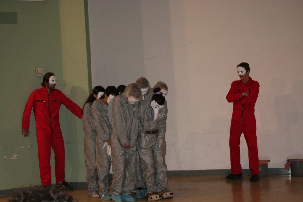 """""""Ouf !"""" par Les Gueux de la Rampe en 2007 2"""