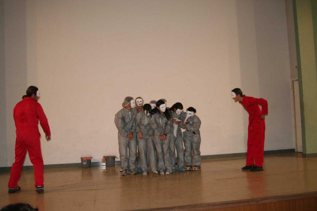 """""""Ouf !"""" par Les Gueux de la Rampe en 2007 14"""