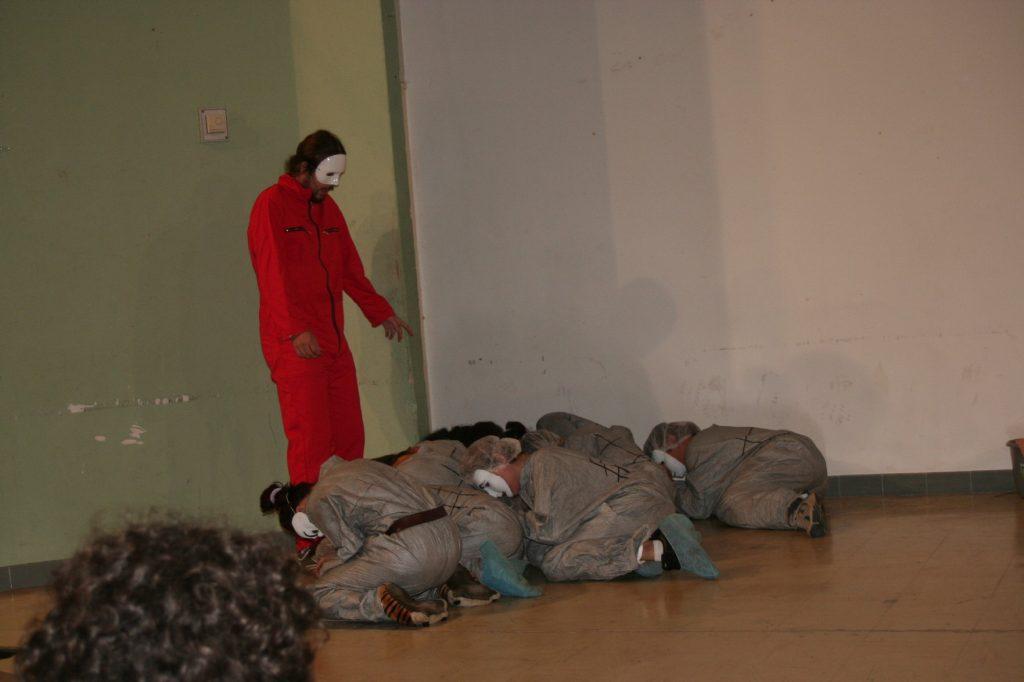"""""""Ouf !"""" par Les Gueux de la Rampe en 2007 3"""