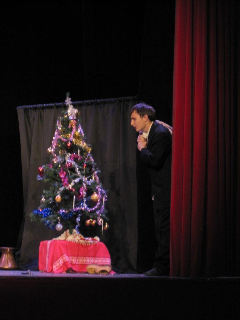"""""""Mardi, c'est théâtre"""" dans """"Noël, Pacôme, les autres"""" en 2016 5"""