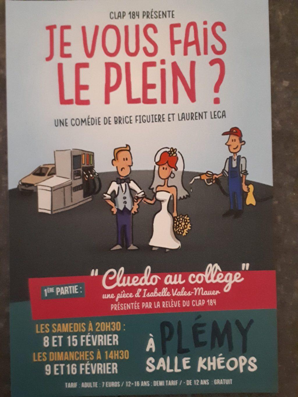 """CLAP 184 choisit """"Je vous fais le plein"""" à Plémy (22) 1"""