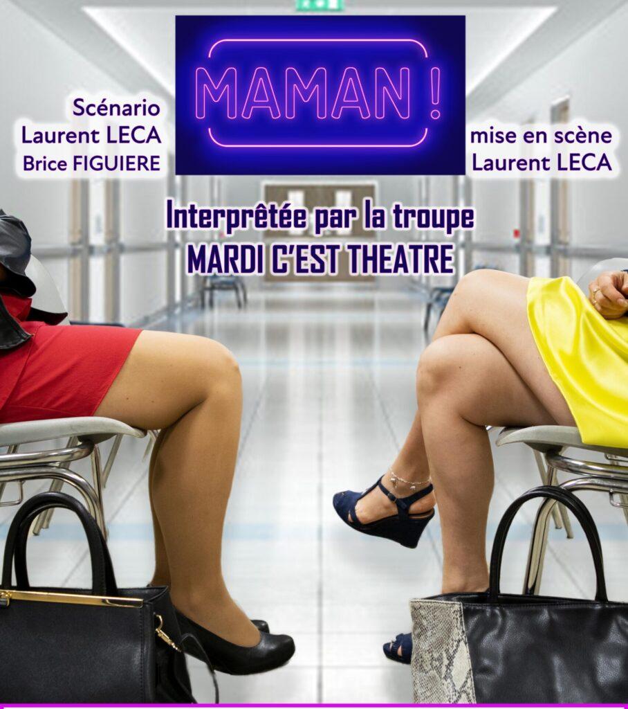 """Affiche officielle de """"Maman"""""""