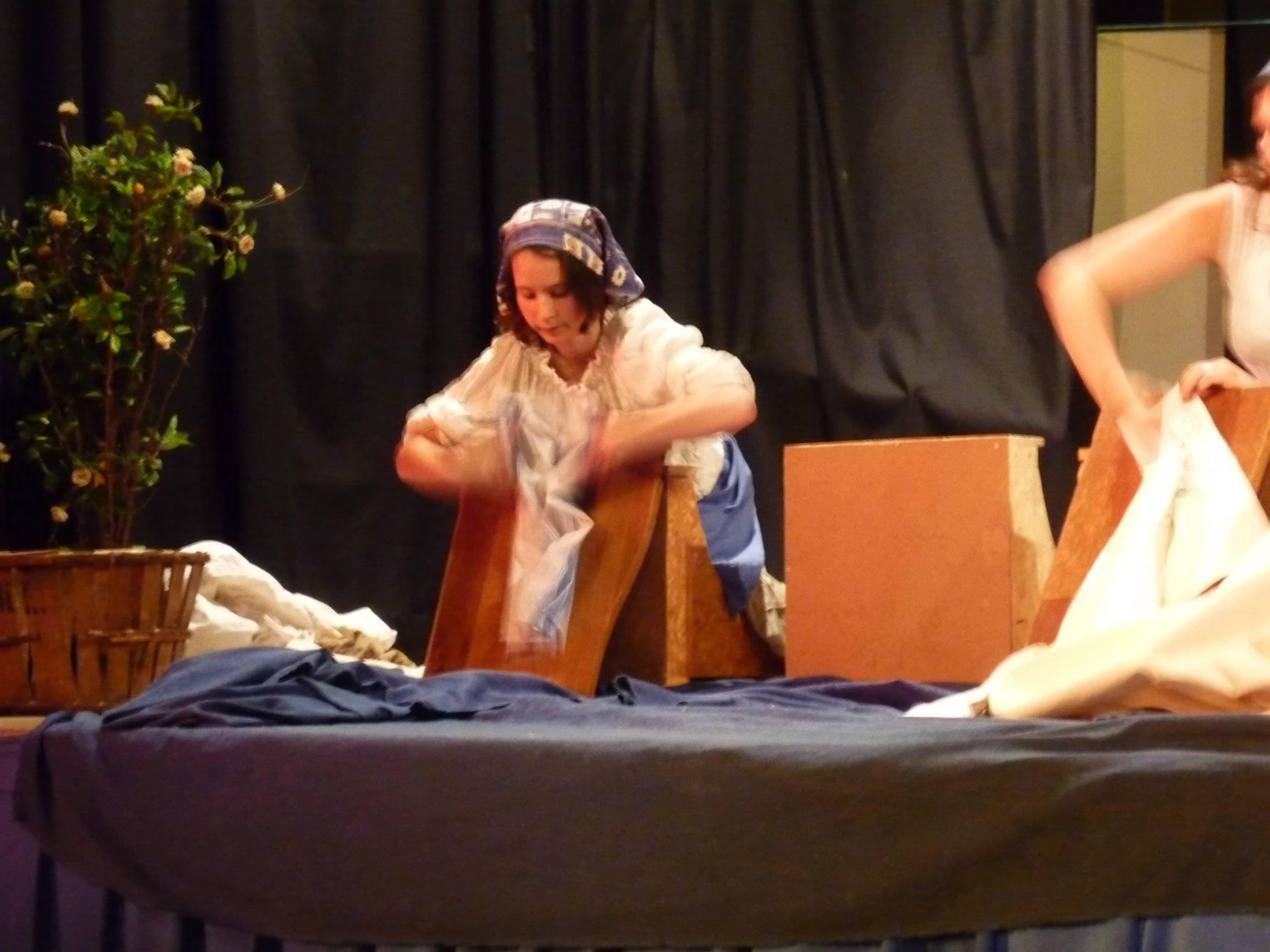 """Les Gueux de la Rampe dans """"Le lavoir"""" JAV 2011. 66"""