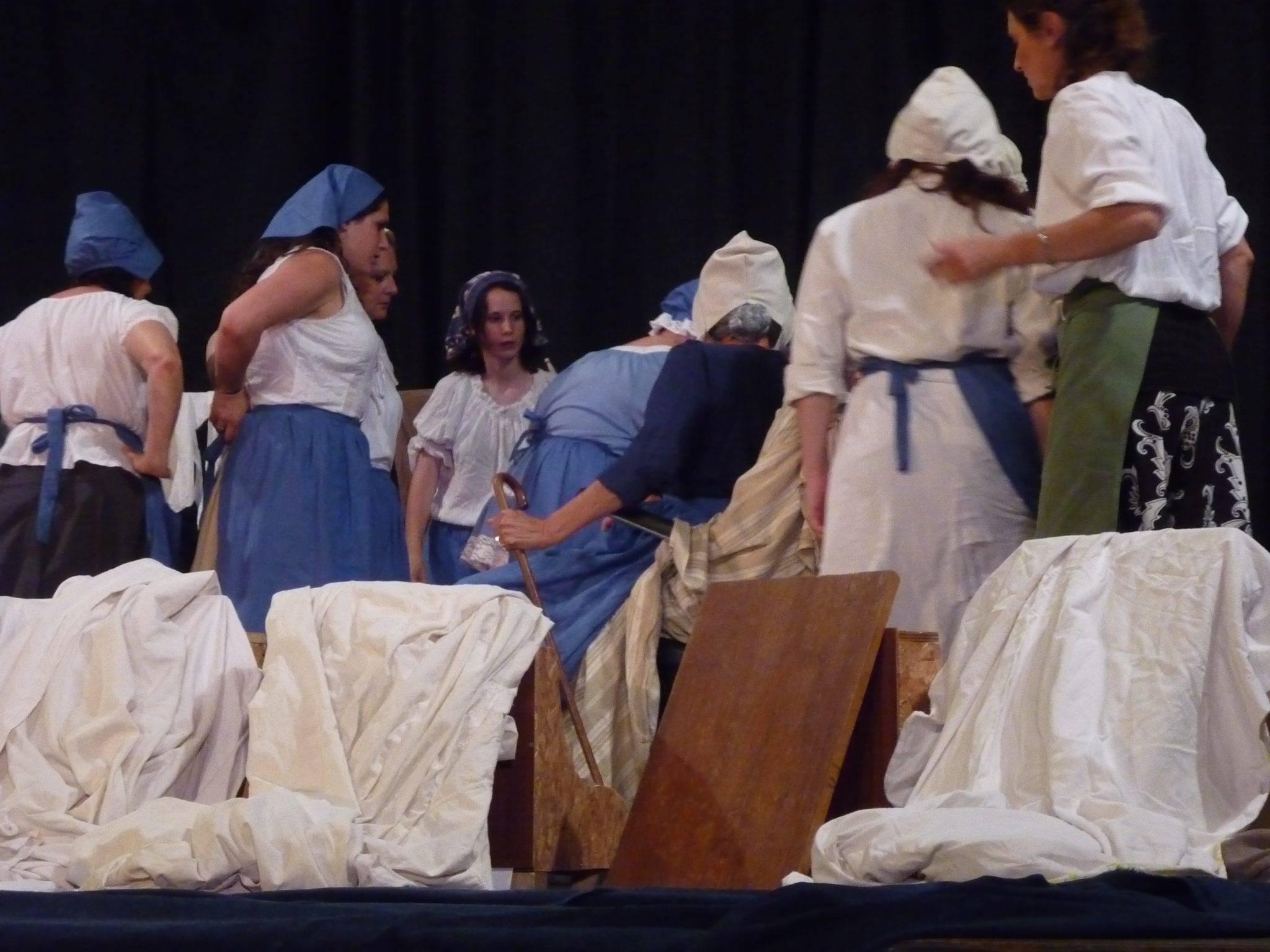 """Les Gueux de la Rampe dans """"Le lavoir"""" JAV 2011. 35"""