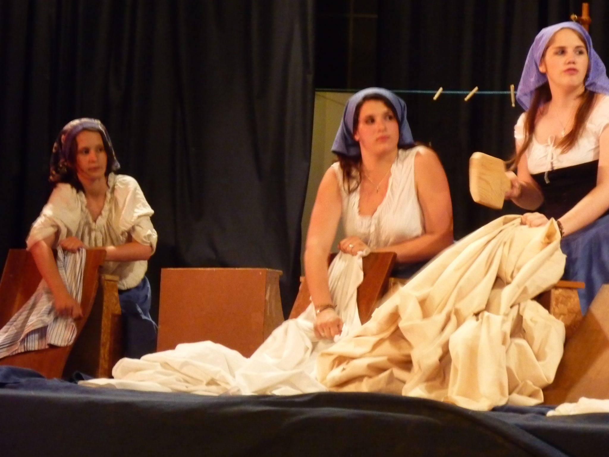 """Les Gueux de la Rampe dans """"Le lavoir"""" JAV 2011. 51"""