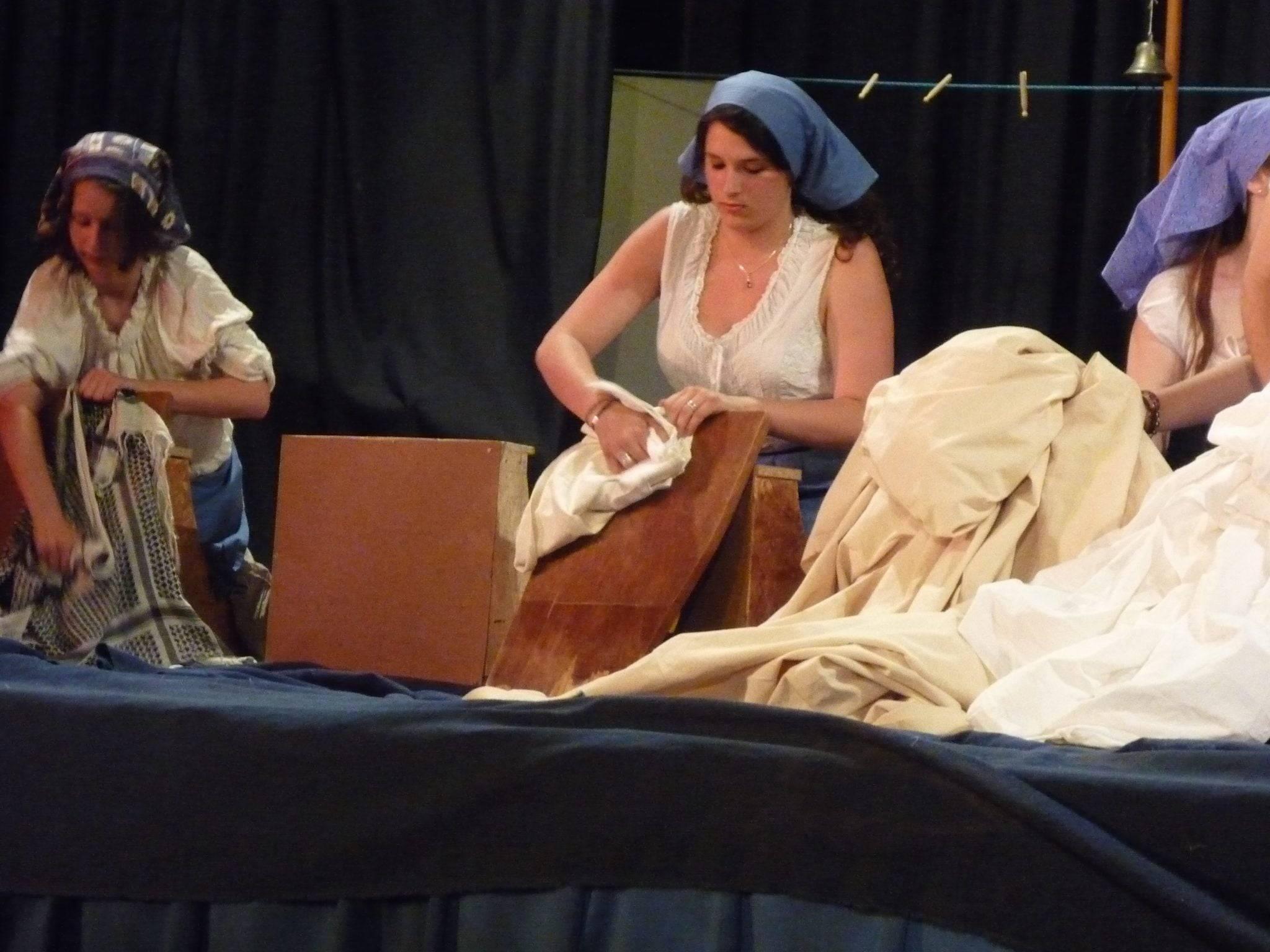 """Les Gueux de la Rampe dans """"Le lavoir"""" JAV 2011. 62"""