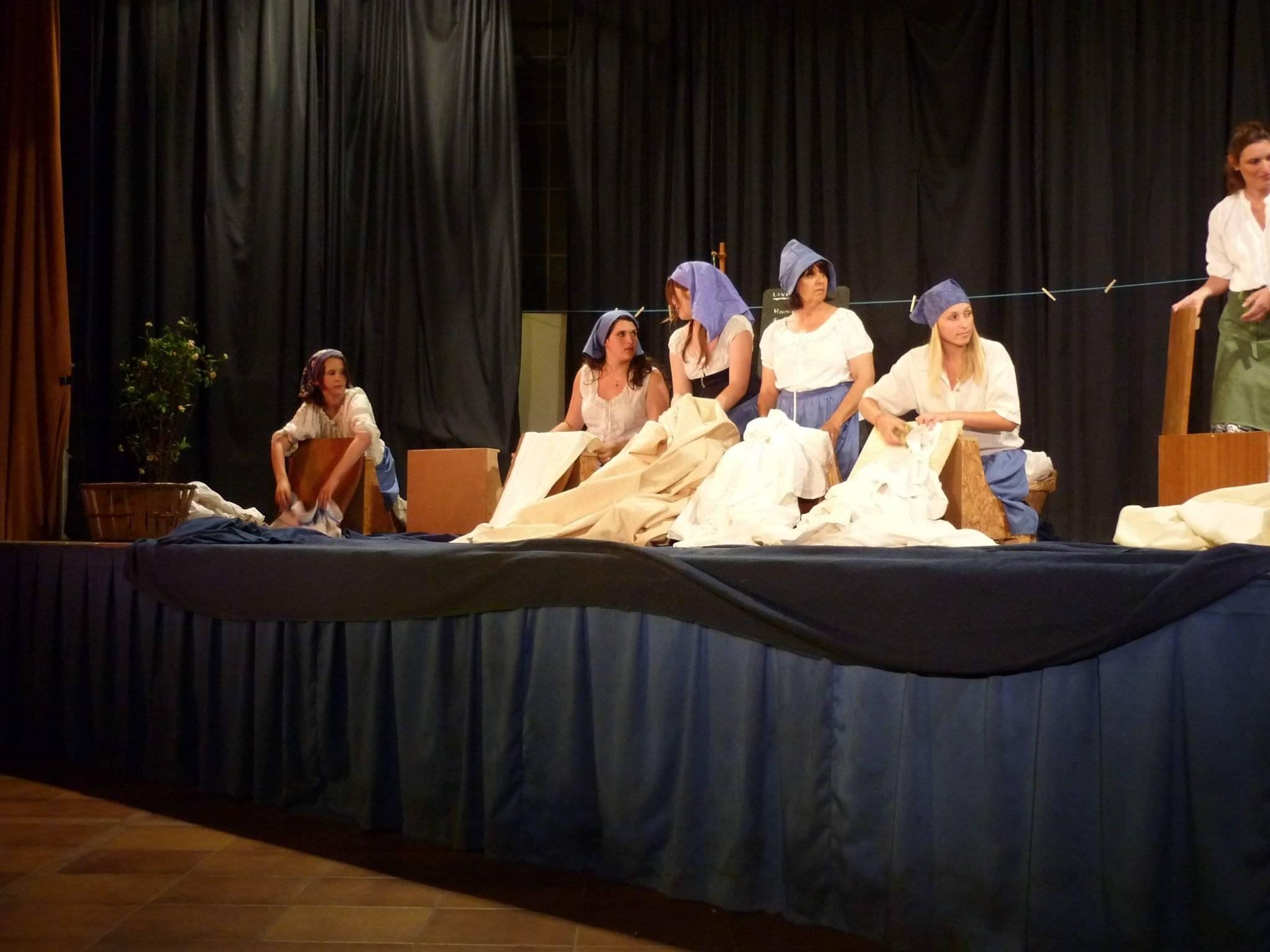 """Les Gueux de la Rampe dans """"Le lavoir"""" JAV 2011. 67"""