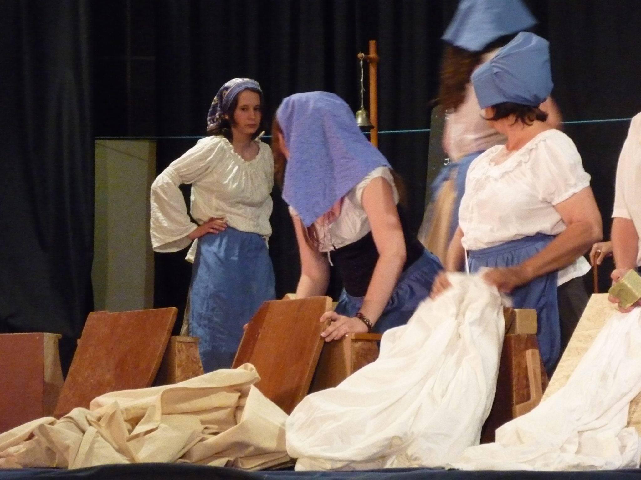 """Les Gueux de la Rampe dans """"Le lavoir"""" JAV 2011. 77"""