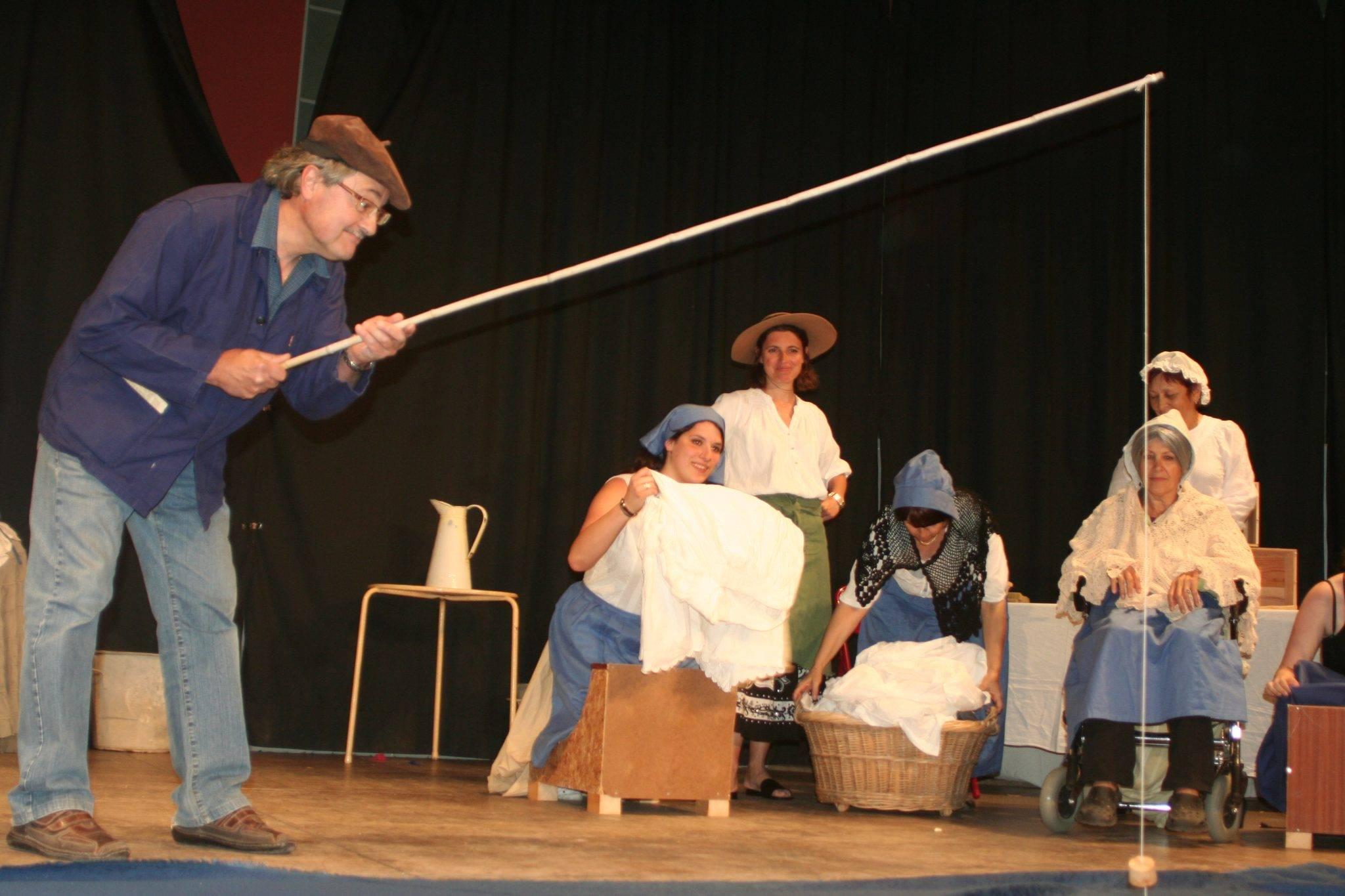 """Les Gueux de la Rampe dans """"Le lavoir"""" JAV 2011. 104"""