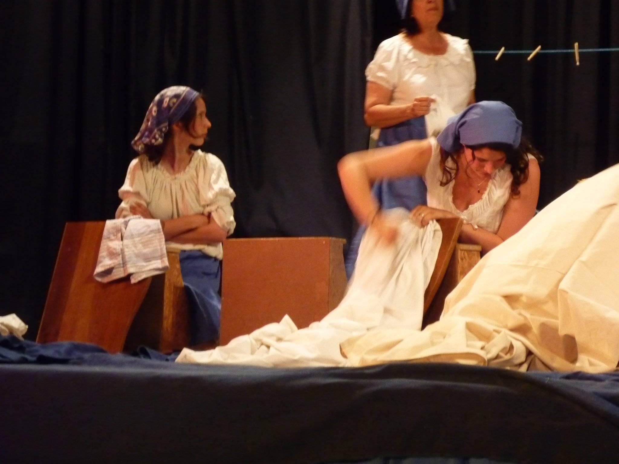 """Les Gueux de la Rampe dans """"Le lavoir"""" JAV 2011. 49"""