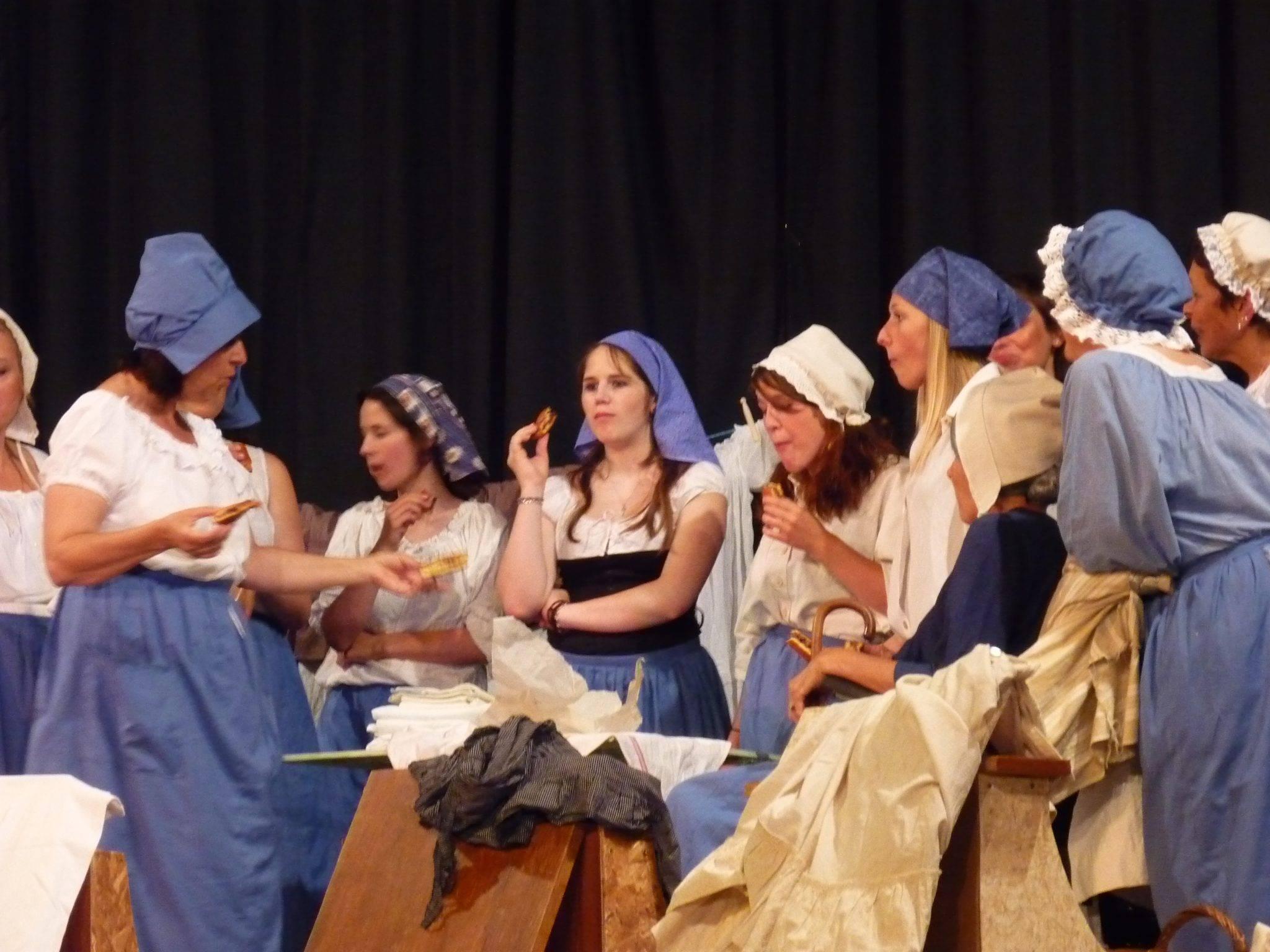 """Les Gueux de la Rampe dans """"Le lavoir"""" JAV 2011. 27"""