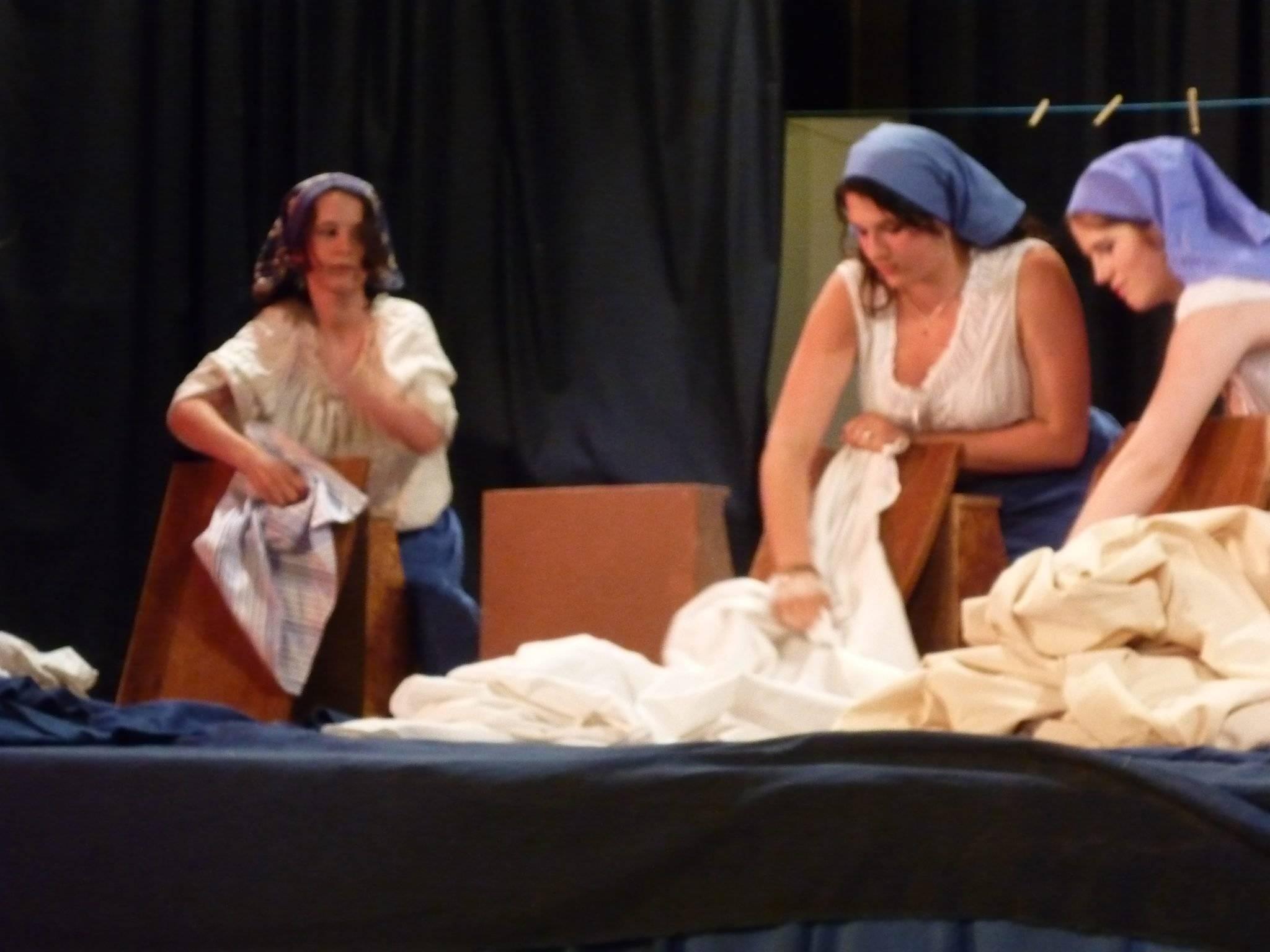 """Les Gueux de la Rampe dans """"Le lavoir"""" JAV 2011. 52"""